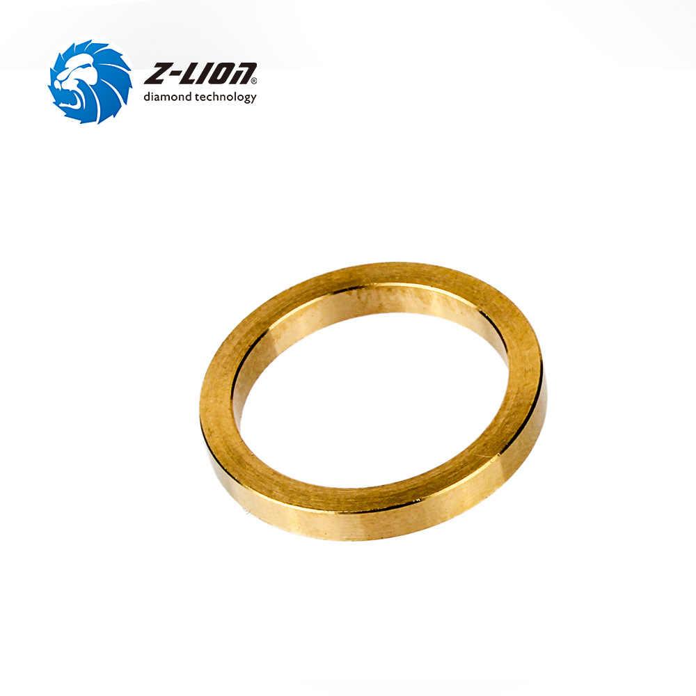 Z-LION 22.23/20/16 มม.ทองแดงเครื่องซักผ้าเพชรอะแดปเตอร์แหวนตัดปะเก็นเลื่อยวงเดือนการแปลงใบมีดเครื่องมือ