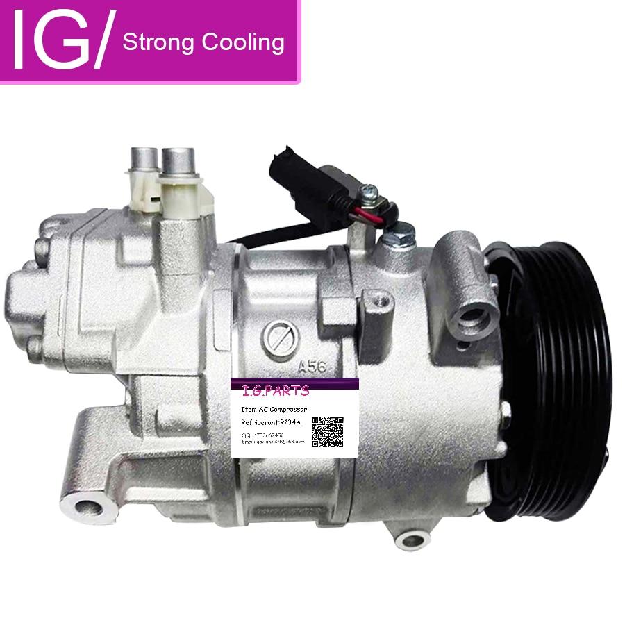 CSE613C A/C AC Compressor For BMW E90 E92 E93 E82 E84 E88 AIR CONDITIONING COMPRESOR 2005 2006 2007 64529156821 64529182793