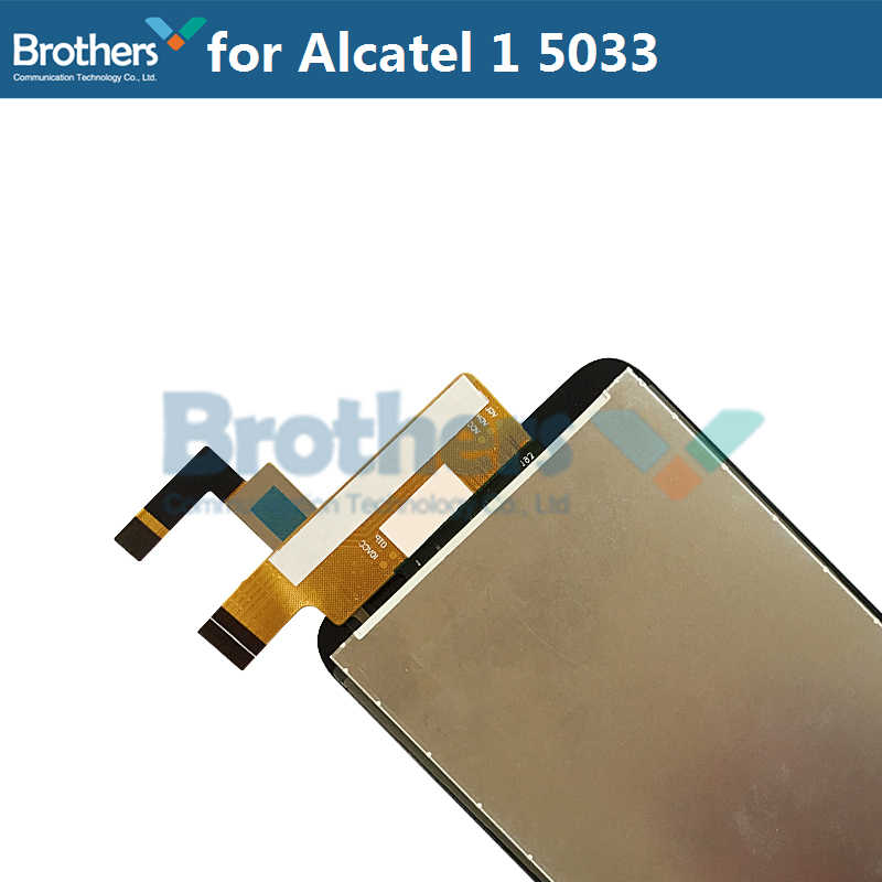 LCD Screen Für Alcatel 1 5033 LCD Display für Alcatel 5033A 5033J 5033D LCD Montage Touchscreen Digitizer Ersatz Original