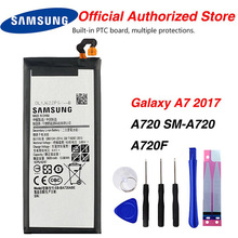 samsung original battery eb bj730abe for samsung galaxy j7 pro j730fj730k j730g j730gm sm j730f sm j730ds sm j730fm 3600mah Original Samsung EB-BA720ABE Battery For Samsung GALAXY A7 2017 SM-A720 A720 3600mAh