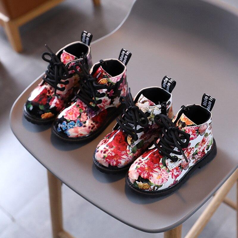 meninos botas de neve casuais crianças ao
