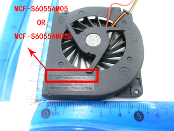 Original fan for FUJITSU LifeBook S6311 S2210 S6510 S6410 T4215 T5500 T2050 T1010 T4310 NH900 T4210 A3110 S6520 S7111 N6470 image