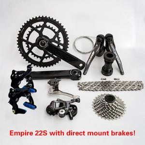 Image 3 - SENSAH EMPIRE 2X11 ความเร็ว 22Sแผนที่Groupset,สำหรับจักรยานจักรยาน 5800, R7000