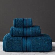 100% полотенце из египетского хлопка набор банное полотенце и полотенце для лица могут один выбор Ванная комната полотенце, подходит для путе...
