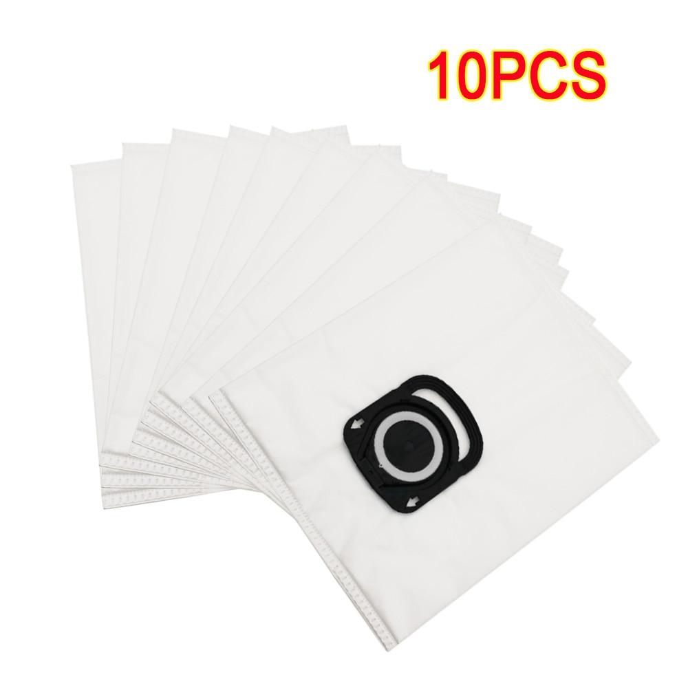 Bolsa de polvo de 10 Uds de alta filtración para la higiene y antiolores de Rowenta ZR200720 + cuidado de animales