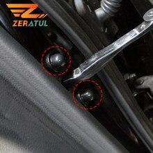 Zeratul Auto Deurslot Schroef Protector Cover Stickers Voor Chery Fulwin Qq Tiggo 3 5 T11 A1 A3 A5 Amulet m11 Eastar Elara