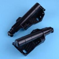 1 par apto para mercedes-benz w164 gl-class 2008-2011 farol arruela bico cilindro pulverizador telescópico 1648600747 1648600847