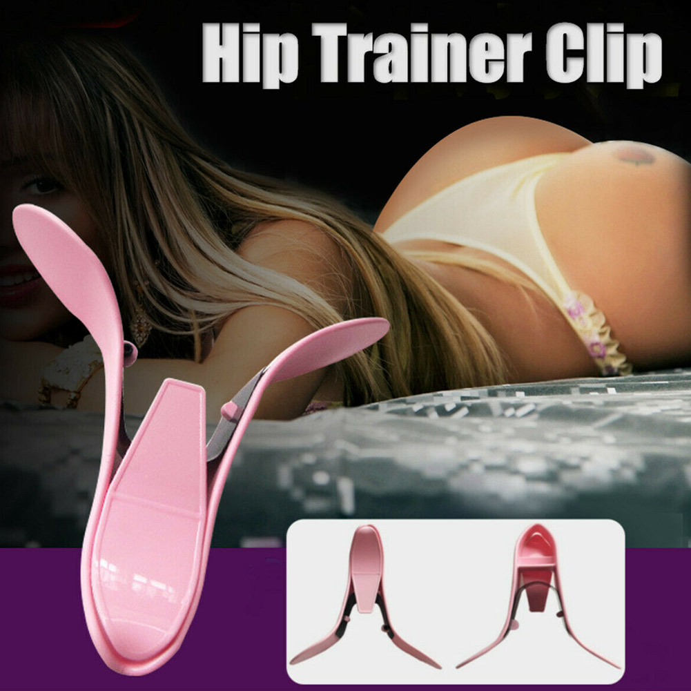 Hip Trainer Pelvic Floor Muscle Inner Thigh Buttocks Butt Exerciser Tool YS-BUY
