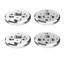 4 Stuks Motor Bescherming Cover Propeller Base Aluminium Hoogte Pad Voor Dji Mavic Mini 2/Mavic Mini 1 Drone accessoires