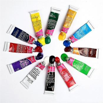 12 Colors Acrylic Paint Set Paint Set Alca Cartel