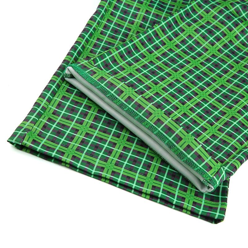 Harajuku Fashion Green Checkered Pants Women Plaid Pants Autumn Baggy Pantalones Bottom High Waist Plaid Pants Straight Trousers Pants Capris Aliexpress