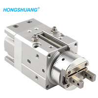 SMC type rotary gripper 2 fingers Cylinder Rotary MRHQ10D 90S 16D 180S/20D/25Dclamping