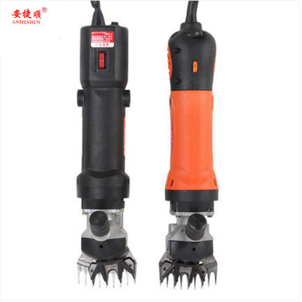 An Jieshun Time-saving And Labor-saving Electric Shears Shearing Wool Clippers 6-speed Adjustable Speed Electric Wool Shears