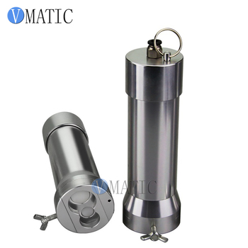 Free Shipping Pneumatic Operated Equalizer Tool Dispenses Two-Component (2K) 50 Ml 2:1 Ratio Dispensing Cartridge Holder Valve
