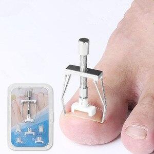 Image 1 - Yeni batık tırnak kurtarma düzeltme pedikür ayak sabitleyici batık ayak tırnak bakımı aracı ortez ayak tırnak düzeltme aracı