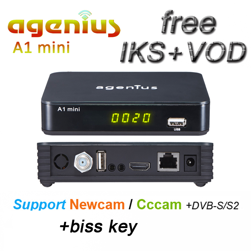 Receptor Peru Cccam Chile Brazil Satellite Dvb-S2-Support Mini Wifi Digital Duosat BISS title=