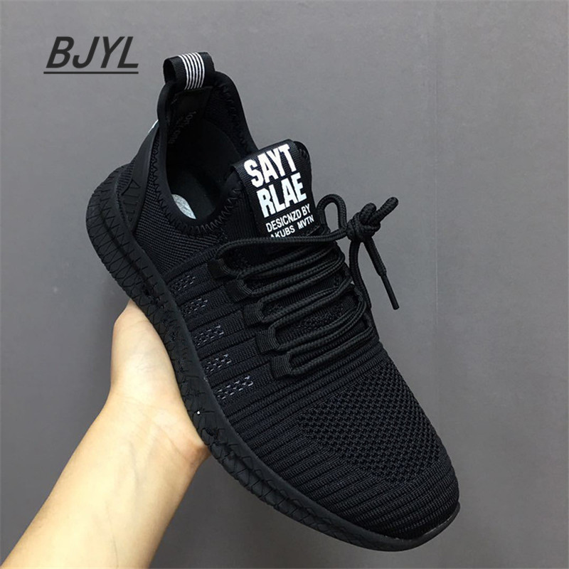 2019 new casual single <font><b>shoes</b></font> Korean version of the comfortable wild soft bottom running <font><b>shoes</b></font> sports <font><b>shoes</b></font> <font><b>men</b></font> sneakers image