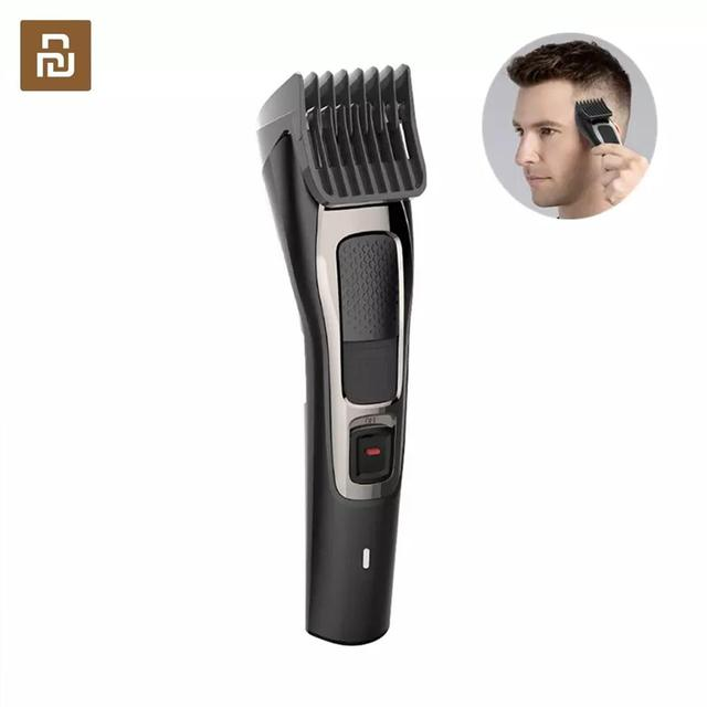 Youpin Enchen Electric Hair Clipper Sharp3S Rechargeable Hair Trimmer Professional Low Noise Hairdress For Adult Children