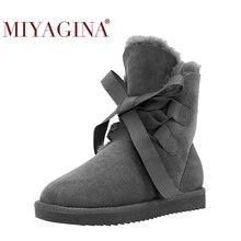 New Arrival Australia klasyczne buty damskie damskie prawdziwe futro prawdziwa skóra owcza buty śniegowe damskie buty