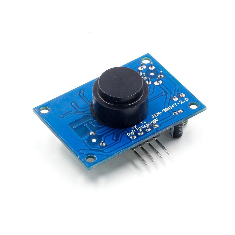Водонепроницаемый Ультразвуковой Модуль JSN-SR04T водонепроницаемый Интегрированный датчик расстояния датчик для Arduino - Цвет: Белый