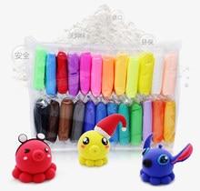 Plastilina de colores para niños, arcilla polimérica educativa de textura suave y secado al aire para modelar, juguete para regalo, incluye 36 tonos