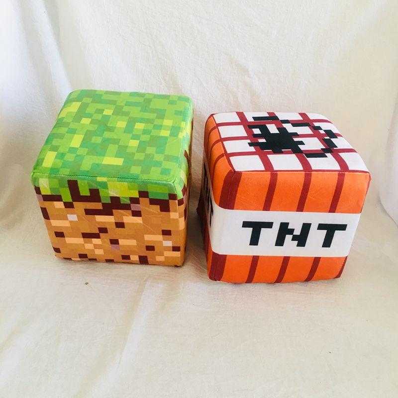 40cm Soft TNT Plush Pillows For Children Toys Birthday Gift 1