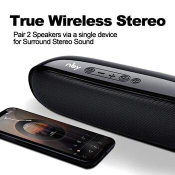 Bluetooth Speaker Support TF FM Radio Subwoofer Box 5