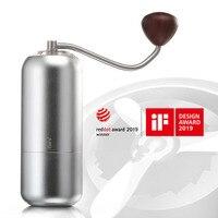 Moedor de café manual moinho de rebarba cônica super alta qualidade para café espresso gotejamento imprensa francesa mocha syphon mão moedor de feijão|Moedores de café elétricos| |  -