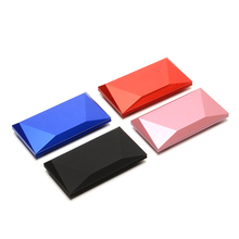 2019New Folding Flower Ring Box Rotating Rose Ring Box Wedding Birthday Valentine's Day Jewelry Display Boxes 4 Colors