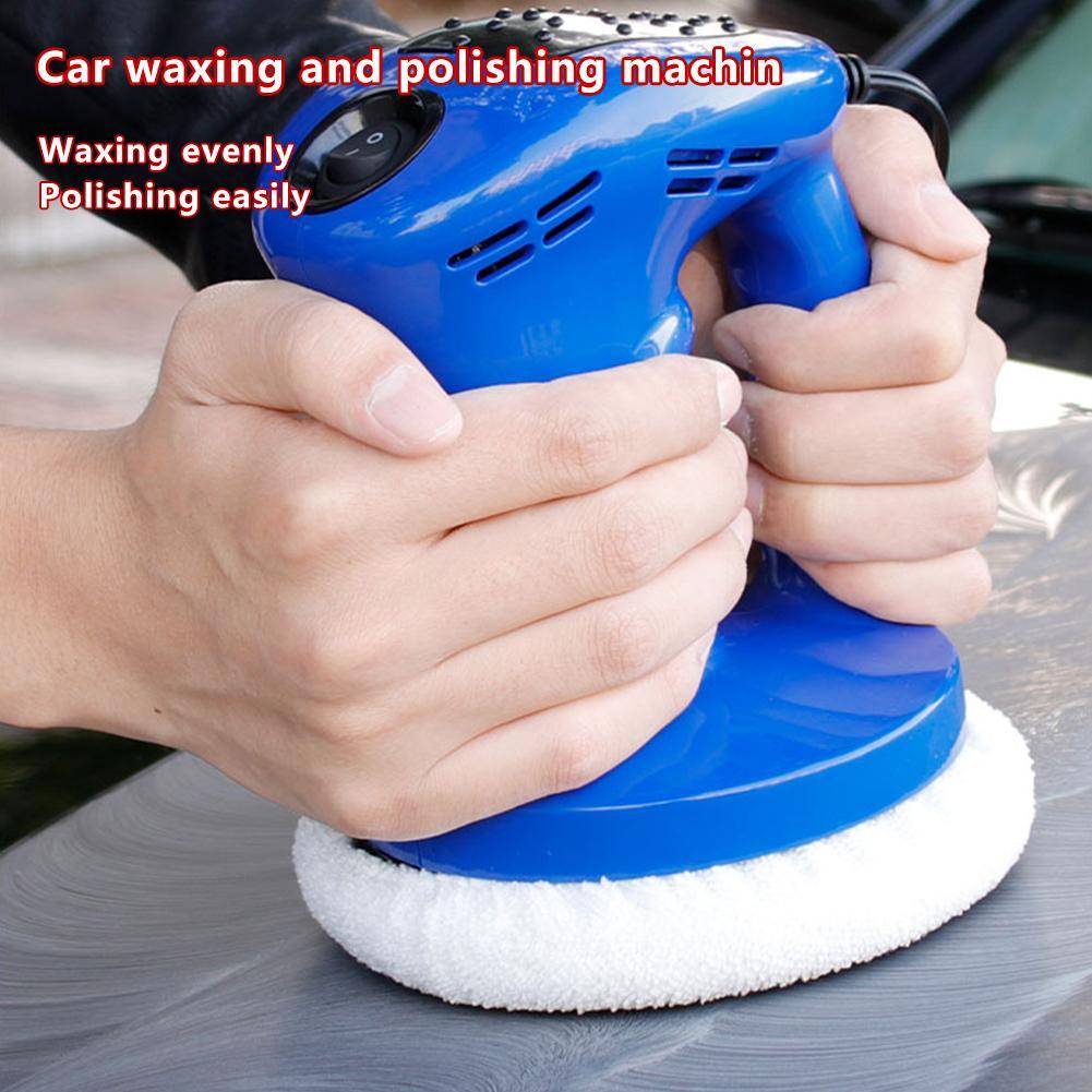 ferramenta de polimento de tinta do carro 12v maquina de cera cuidados com a pintura do