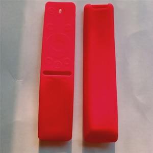 Image 4 - Silicone Protective Case Housing Cover for Samsung Smart TV Voice Version Remote Control UA55KU6300J UA65KS9800 5565MU89000