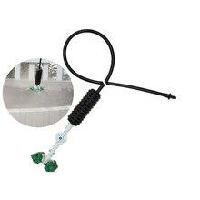 Fast Shipping 10pcs Fogger Cross Misting Hanging Assembly Sprinkler Cooling Hanging Sprinkler For Garden Greenhouse Irrigation