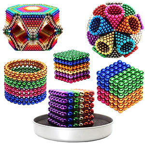 S216Pcs/set Cube Magn...