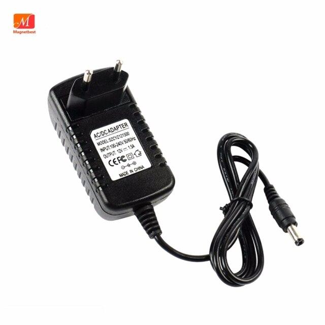 AC DC adaptörü 12V1.5A Yamaha klavye için PA 150B PA 150A PA 130B güç adaptörü KB 110 150 180 280 290 şarj cihazı
