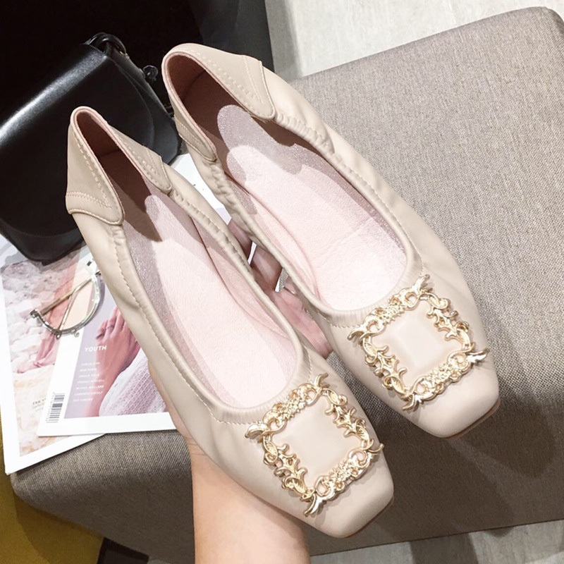 Fashion Flats Women Shoes Brand Ladies Flats Casual Woman Party Shoes Soft Comfortable A1926