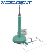 Nha Khoa Obturation Hệ Thống Bút & Đầu Endodontic Endo Gutta Percha Điểm Nóng Plugger 1 Bộ