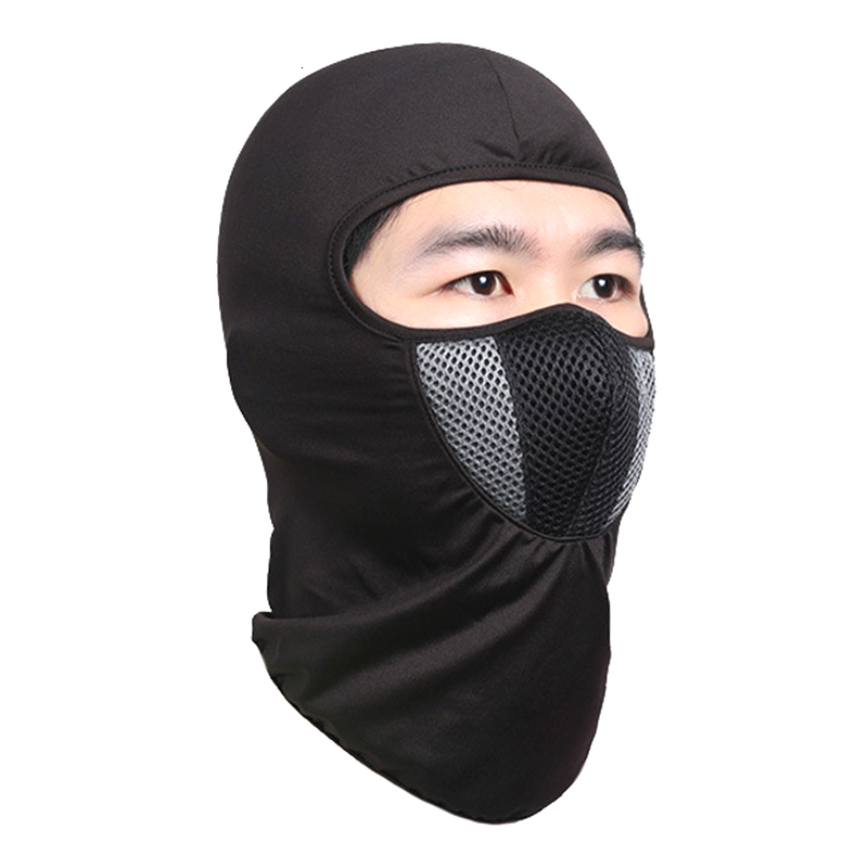H609760debbdc4ac2b26df730d2a44423C JLETOLI Windproof Facemask Dustproof Mask Outdoor Cycling Face Cover Face Mask Snow Skiing Running Hiking Head Warmer for Men