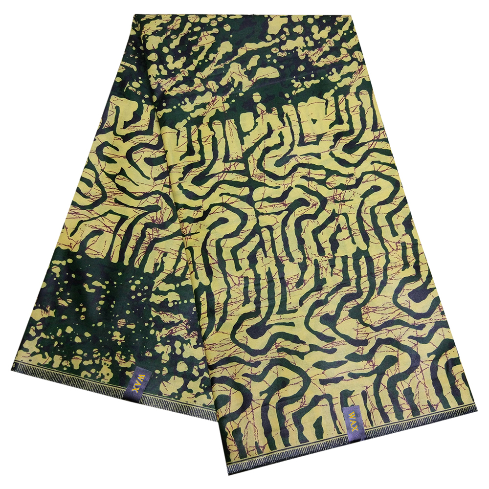 Africa Print Fabric 6yards/lot Nigeria Ankara Material 100% Cotton Wax Dutch African Wax Print Wax Fabric