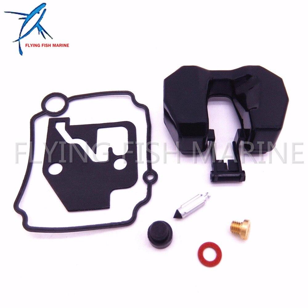 Carburetor Repair Kit For Mercury Mariner 4-stroke 9.9HP 13.5HP 15HP 3323-835382T04 3323-835382A1 835382T1 835382T3