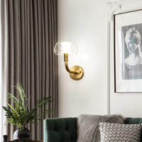 Modern Creativity Wall Lamps In The Bedroom Bedside For Restaurant Aisle Corridor Wall Lights Led Lamp Fountain Design