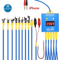 Mechanic iBoot Box Power Supply Test Cable For iPhone Android Phones DC Power Supply Cable Mobile Phone Battery Boot Repair Line