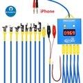 Mechaniker iBoot Box Netzteil Test Kabel Für iPhone Android Handys DC Netzteil Kabel Handy Batterie Boot Reparatur linie