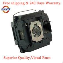 Inmoul A + และ95% ความสว่างโปรเจคเตอร์โคมไฟELPLP68สำหรับEPSON EH TW5900 EH TW6000 EH TW6000W EH TW6100 PowerLite HC3010