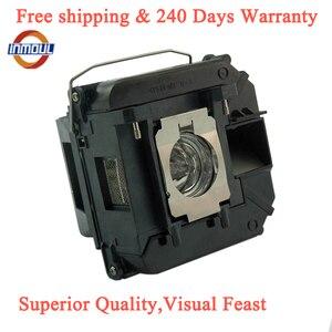 Image 1 - Inmoul A+ quality and 95% Brightness projector lamp ELPLP68 for EPSON EH TW5900 EH TW6000 EH TW6000W EH TW6100 PowerLite HC3010