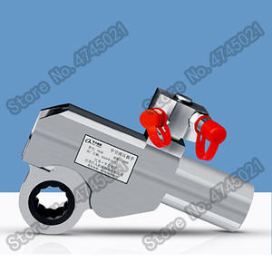 Hollow hydraulic torque wrench torque wrench YK90
