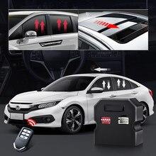 Automatyczne okno podnośnik zmodyfikowane z przeznaczeniem do Honda Civic dziesiątego pokolenia 2016 2017 2018 2019 2020 automatyczne podnoszenie automatyczna blokada