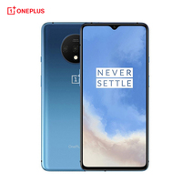 Global firmware Oneplus 7T 8GB 256GB / 128GB Mobile Phone Snapdragon 855+ 6.55 20:9 Triple Camera NFC 4G Android 10 Smartphone