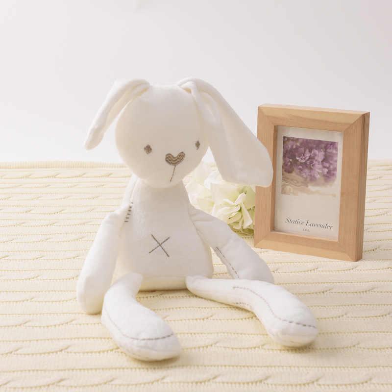 42 センチメートルかわいいウサギの人形ソフト子供のためのぬいぐるみバニー睡眠メイトぬいぐるみ & ぬいぐるみ動物ベビー幼児のための子供ギフト新 Q32