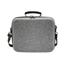 Bolsa de almacenamiento con diseño de concha dura para Estuche de transporte de viaje, para consola Nintendo Switch y accesorios con 21 cartuchos de juego