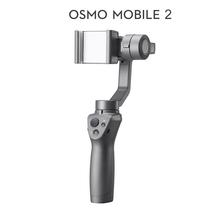 DJI OSMO Mobile 2 3-osiowy Gimbal stabilizujący OM2 z gładką wideo ruch Timelapse sterowanie zoomem Panorama funkcje w magazynie tanie tanio DJI Mavic Akcja foto kamery Kieszonkowy Aparat stabilizowany 120° s 2-osiowy VN (pochodzenie) Po tryb fotografowania WIFI